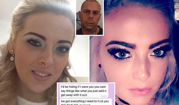 Nurse says stalker ex bombarded her with texts and spread lies she