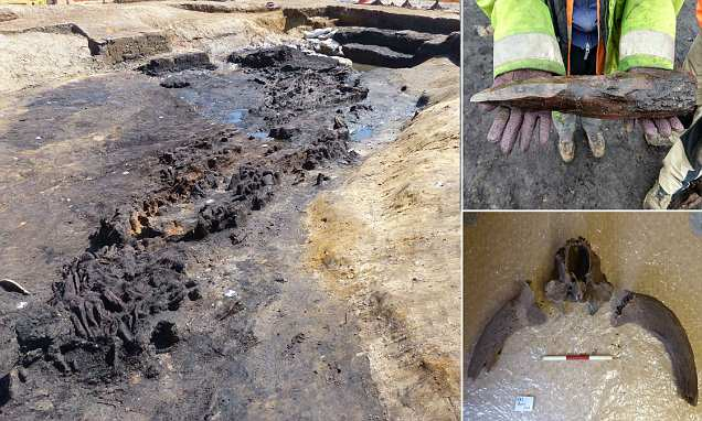 'Exceptional' Neolithic henge unearthed by wind farm ...