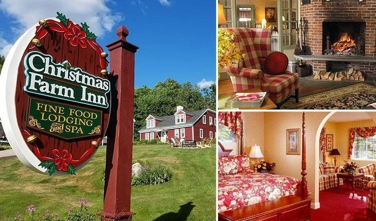 at the christmas farm inn and spa guests can feel festive all year round big world tale - The Christmas Inn