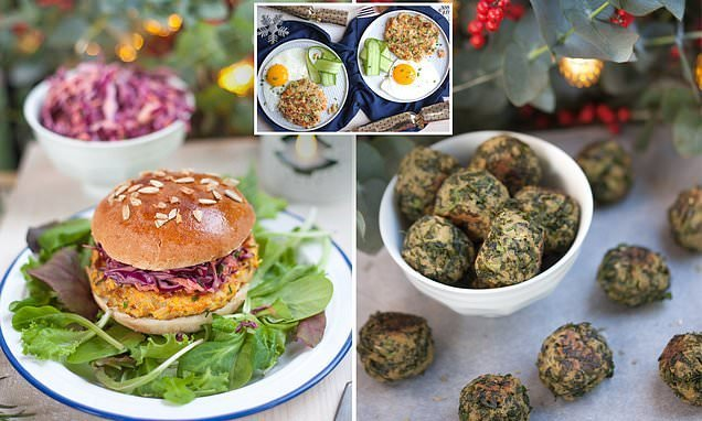 Christmas Day Without The Food Coma Gut Healthy Festive Recipes