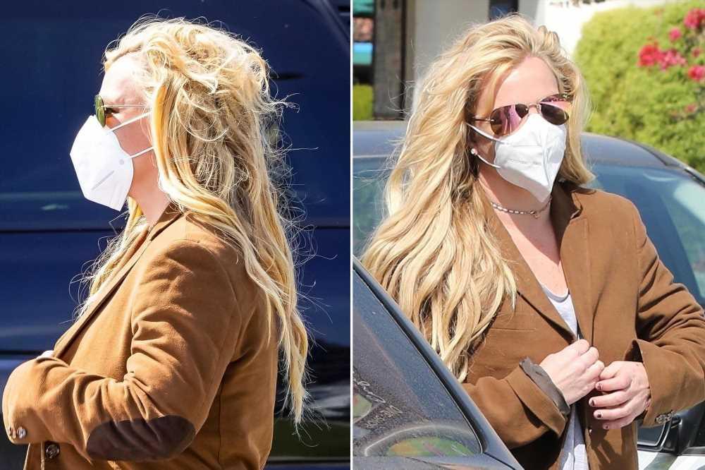 Britney Spears resurfaces for Malibu shopping spree - Big World Tale