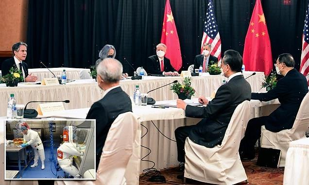 Has a top Chinese official defected to the US?
